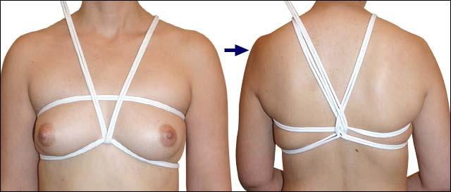 Breast how bondage tie to 11 Bondage